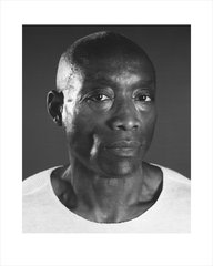 Bill T. Jones, by Chuck Close