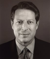 Al Gore, by Chuck Close