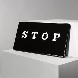 STOP art for sale