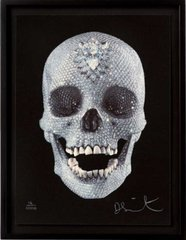 For the Love of God, by Damien Hirst