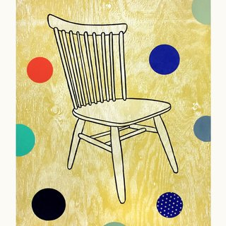 Empty Chair art for sale