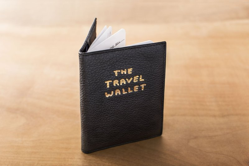 David Shrigley, Travel Issue -