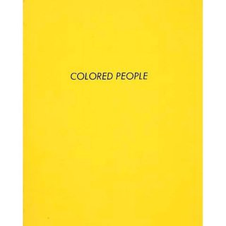 Colored People art for sale