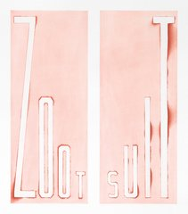Zoot Suit, by Ed Ruscha