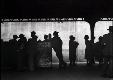Elliott Erwitt - New York City. 1948.