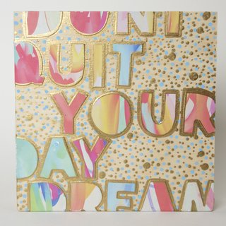 Don't Quit Your Daydream art for sale
