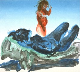Untitled, by Eric Fischl
