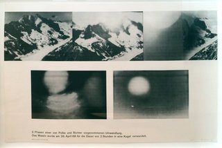 Umwandlung (Metamorphosis) - with Sigmar Polke, by Gerhard Richter