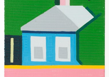 Guy Yanai - Fox Hill Blue House