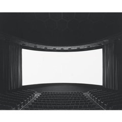 Cinema Dome, Hollywood, by Hiroshi Sugimoto
