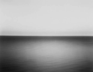 Boden Sea, Uttwil, by Hiroshi Sugimoto