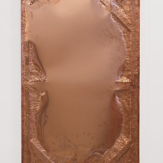 Untitled (Hammered Copper #9) art for sale