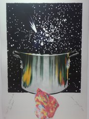 Caught One Lost One  For the Fast Student of Star Catcher, by James Rosenquist