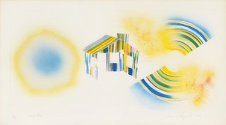 Hot Lake, by James Rosenquist
