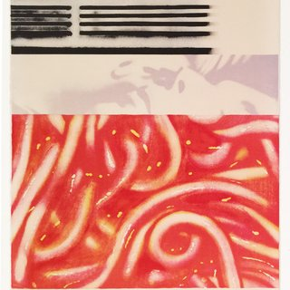 James Rosenquist, Forehead I