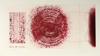 Towel, Star Sunglasses (2nd State), by James Rosenquist