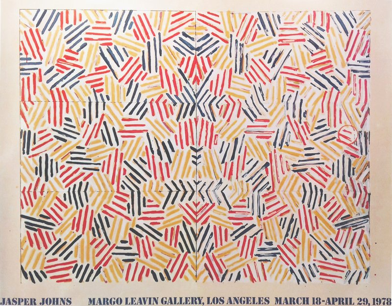 Jasper Johns | Artist Bio and Art for Sale | Artspace