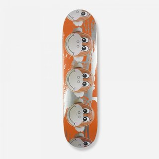 Monkey Train (Orange), Jeff Koons For Supreme art for sale