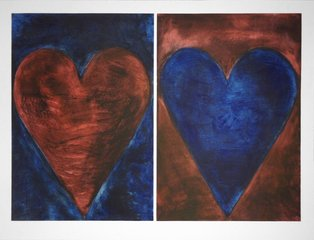 The Magnets, by Jim Dine