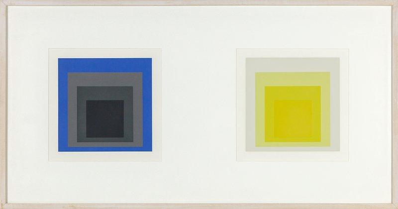Josef Albers Artist Bio And Art For Sale Artspace