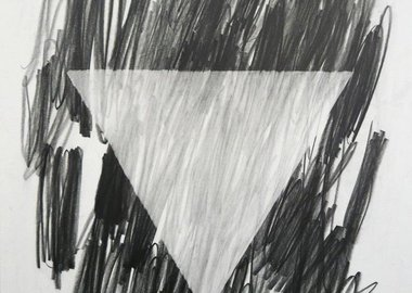 ​​Joshua Neustein - Erased Triangle