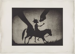 Testimony, by Kara Walker