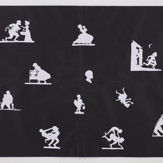 Kara Walker - Sampler with Mothers, Work on Paper