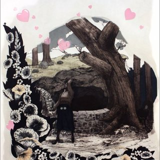 Vignette (Wishing Well), by Kerry James Marshall