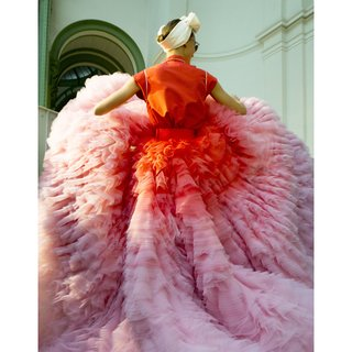 Giambattista Valli - Fall 2014 Couture art for sale
