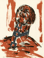 Heretic's Fork, by Leon Golub