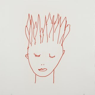 Louise Bourgeois, Your head is on fire