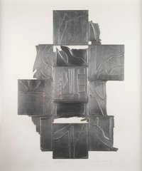 Sky Shadow, by Louise Nevelson