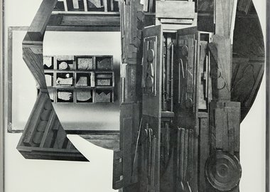 Louise Nevelson - Façade Suite