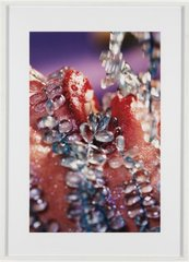 Blue Shower, by Marilyn Minter
