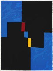 Saturday Night, by Mary Heilmann