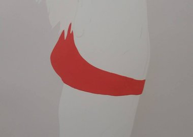Natasha Law - Red Reach