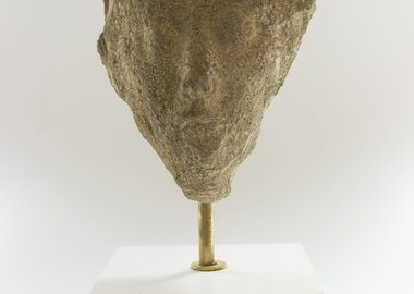 Nicolas Carone - Umbrian Head in Stone, 4