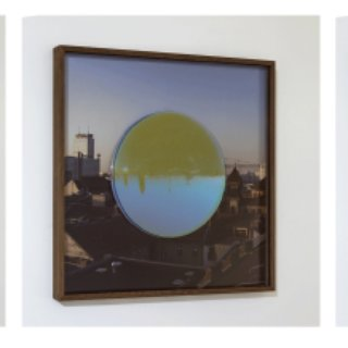 Your reversed Berlin sphere art for sale