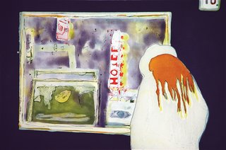 House of Pictures, by Peter Doig