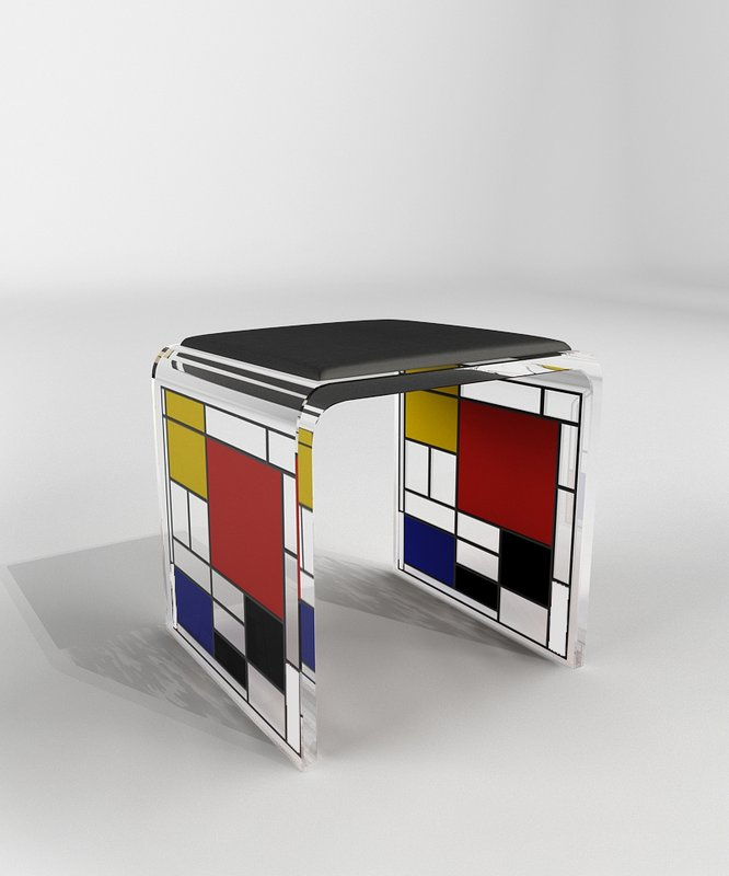 Mondrian Furniture piet mondrian | artist bio and art for sale | artspace