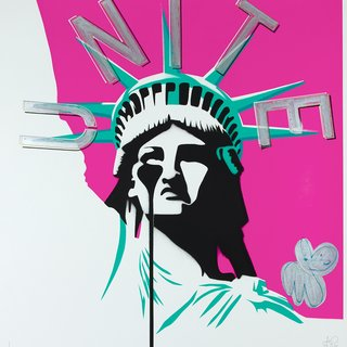 America's Nightmare - UNITE art for sale