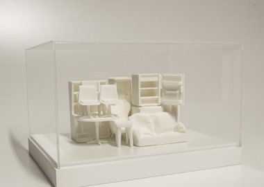 Rachel Whiteread - Secondhand