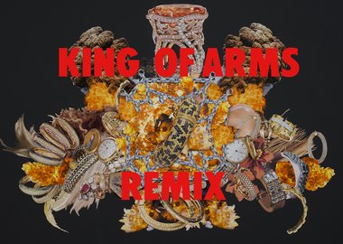 Rashaad Newsome - King of Arms Remix