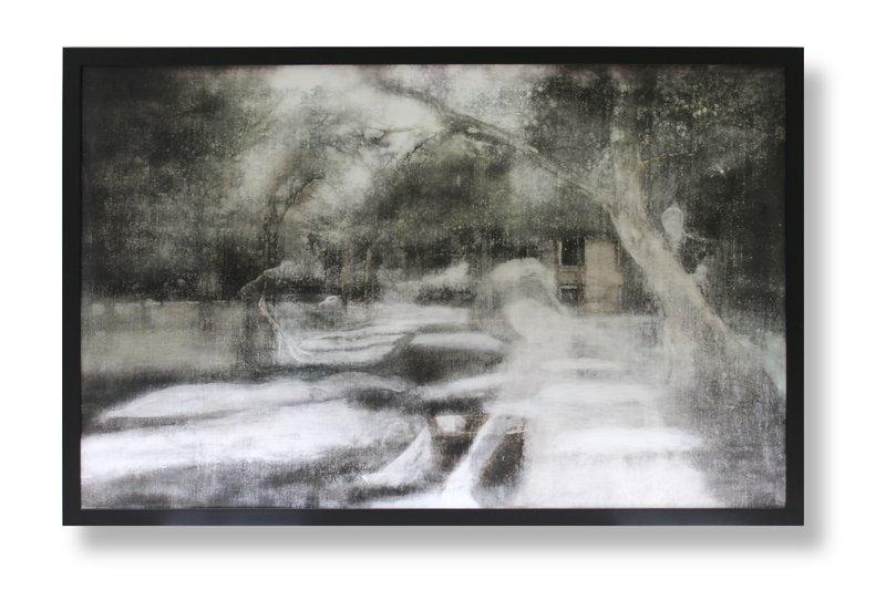 RAÚL ORTEGA AYALA's The Bleaching Ground (after Max Liebermann), 2016
