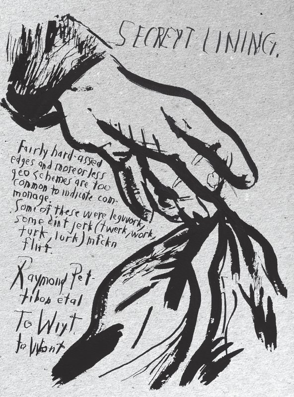 Raymond Pettibon, To Wit