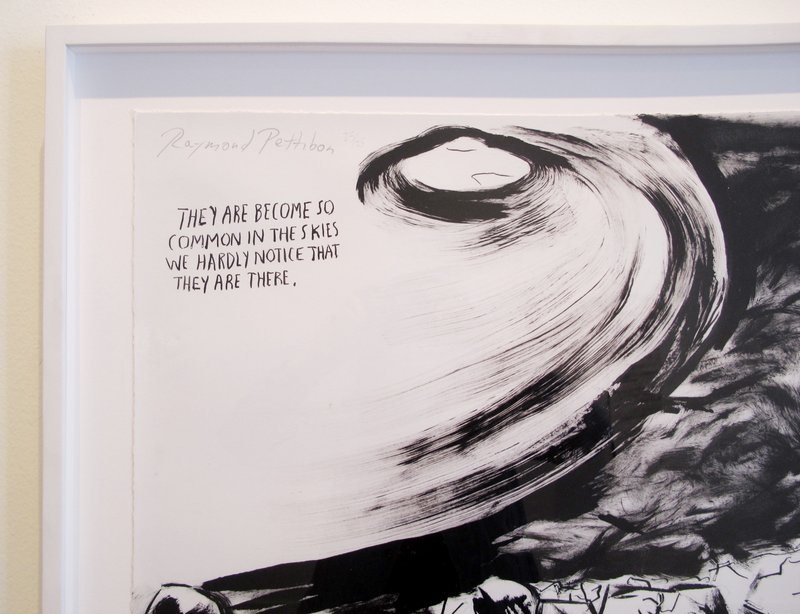 Raymond Pettibon, No Title (They Are Become) -
