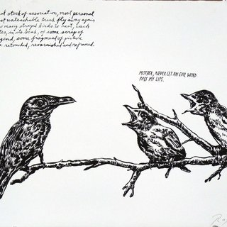 Raymond Pettibon, His Special Stock Of…