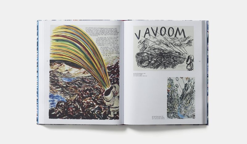 Raymond Pettibon, Raymond Pettibon: A Pen of All Work -