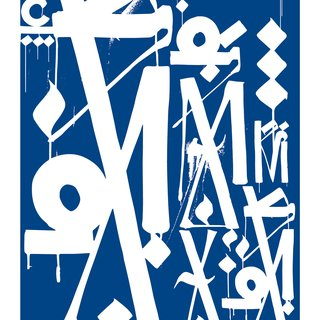 Retna - Untitled (Art Alliance Provocateurs Edition), Print