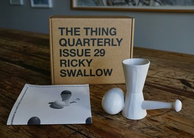 Ricky Swallow - Issue 29